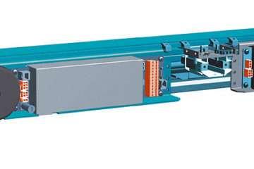 TORMAX 2201. Привод для раздвижных дверей