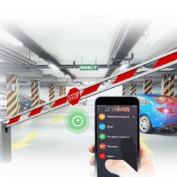 Управление автоматикой через приложение в смартфоне используя технологию BLUETOOTH