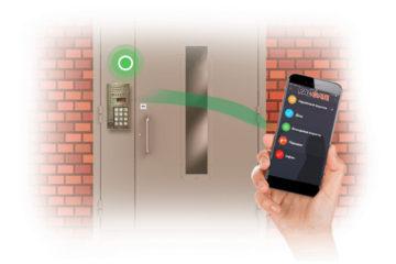 Управление электро-замками через приложение в смартфоне используя 3G связь