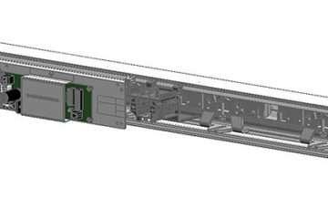 Раздвижные двери TORMAX 2101