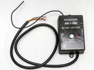 Универсальный одноканальный радиоприемник для приводов Alutech